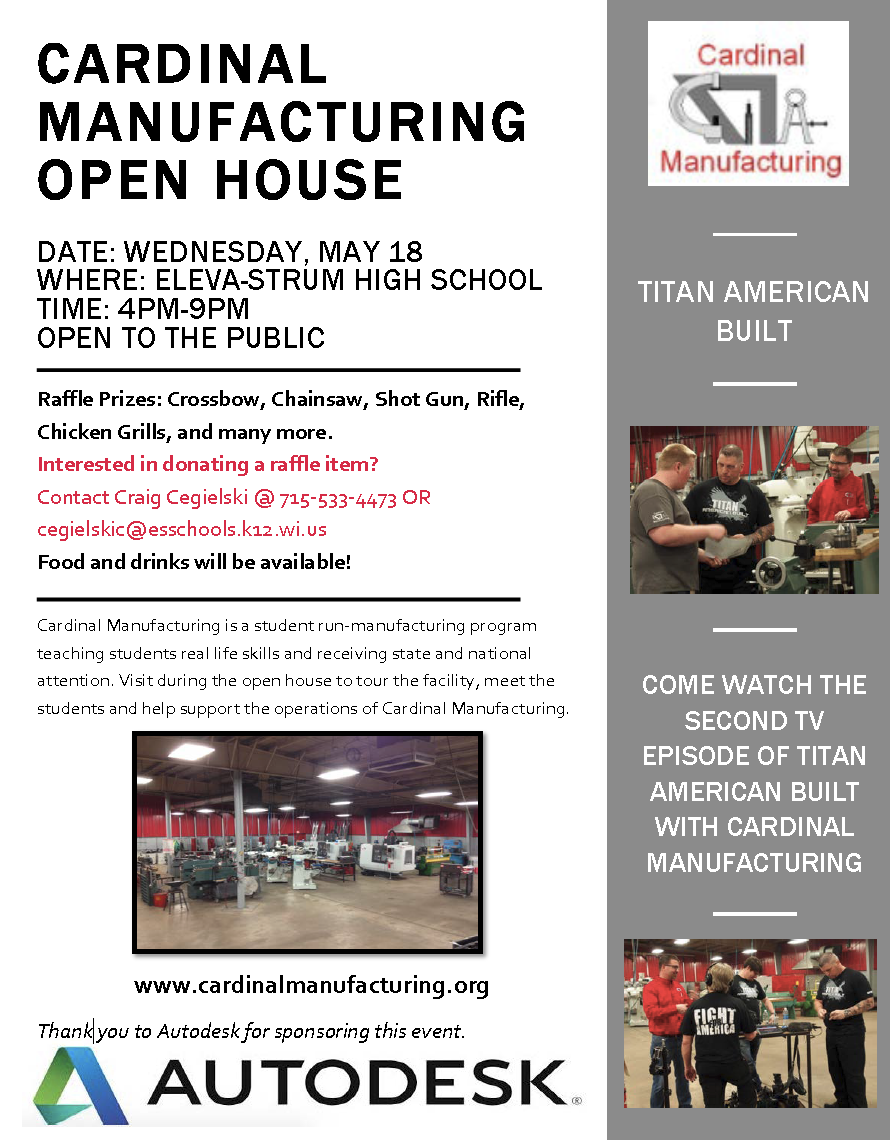 2016 Open House